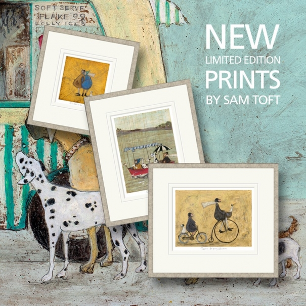 Samantha Toft Limited Editions