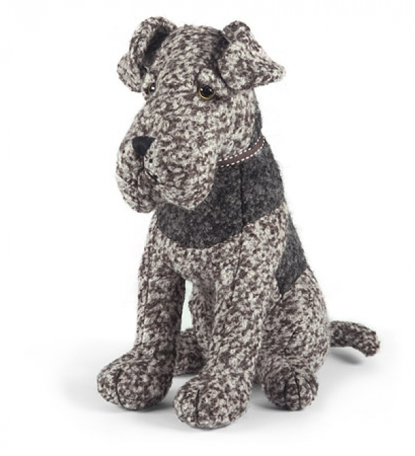 Doorstop, Alphie the Airedale Terrier