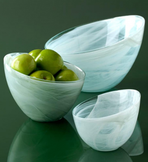 Slanted Bowl - Medium