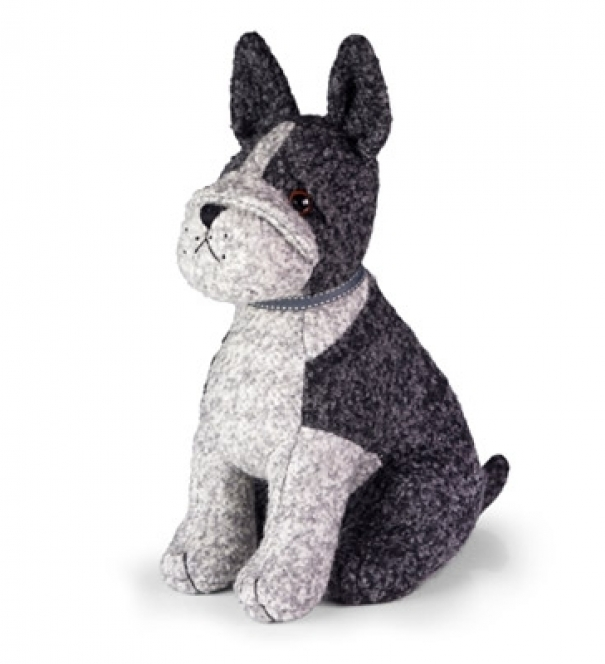 Boston the Boston Terrier Doorstop